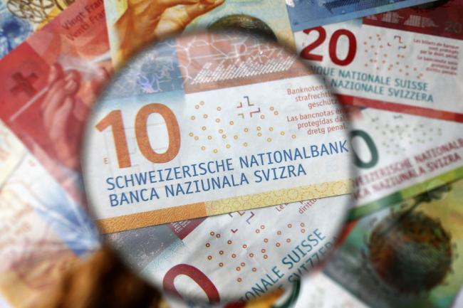 Switzerland's Central Bank Is Stomaching Stronger Franc For Now