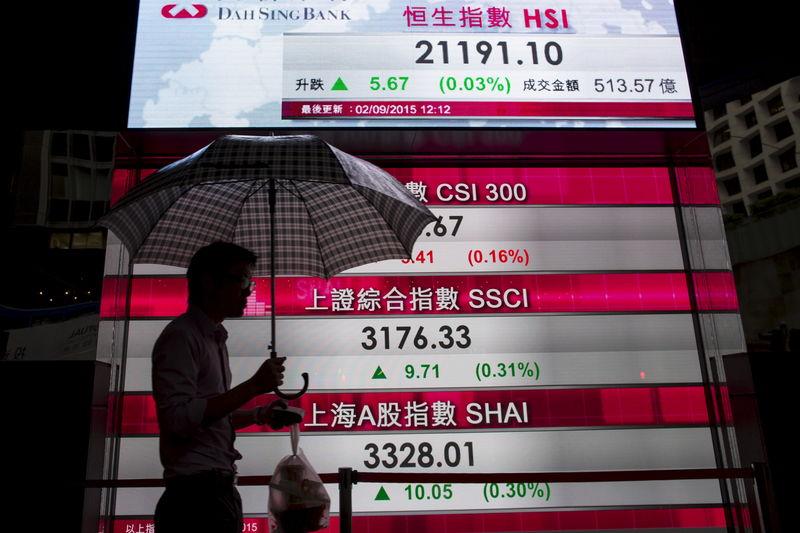 Global Free-Fall Hits Asia as U.S. Engine Stalls