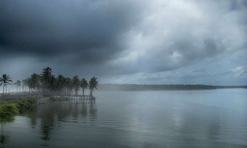 Monsoon rains forecast to arrive on India's southern coast around June 1